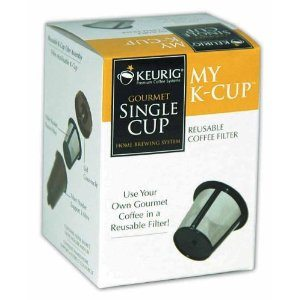 my k-cup reusable filter