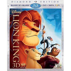 lion king diamond edition