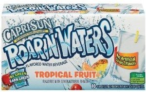 Capri Sun Tropical Fruit Flavored Water