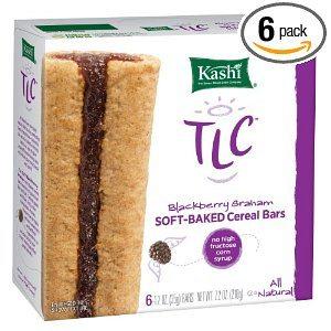 Kashi TLC Cereal Bars