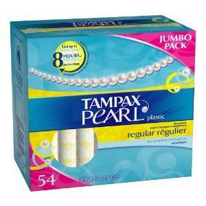 Tampon and Pantiliners