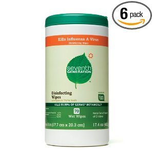 seventh generation multi-surface wipes
