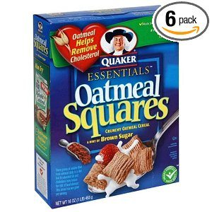 oatmeal squares