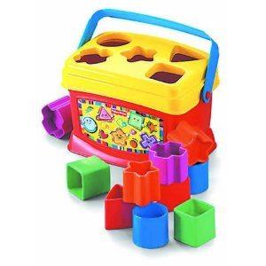 Fisher-Price Baby Blocks