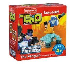 Fisher-Price Trio