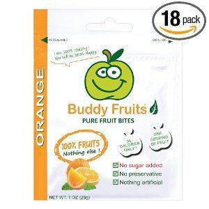 Buddiy Fruits Fruit Bites