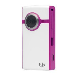 Flip UltraHD Video Camera 4 GB (Magenta)