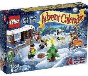 LEGO LEGO® City Advent Calendar 7553