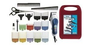 Wahl 79300-400 Color Pro 20 Piece Complete Haircutting Kit
