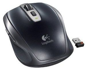 Logitech Wireless Anywhere Mouse MX for PC and Mac
