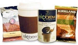 ekobrew Refillable K-Cup for Keurig K-cup Brewers Holiday Gift Box, 14-Ounce (K-cup Lovers Stocking Stuffer)