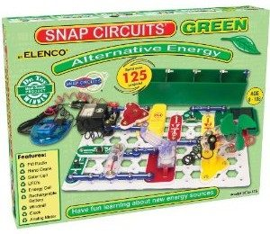Elenco Snap Circuits Green - Alternative Energy Kit