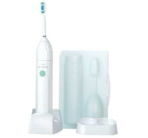 Philips Sonicare Hx5351/30 Essence, Rechargeable, Power Toothbrush, White
