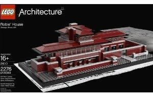 LEGO Architecture Robie House 21010