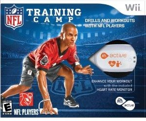 EA Sports Active NFL Training Camp for Nintento Wii