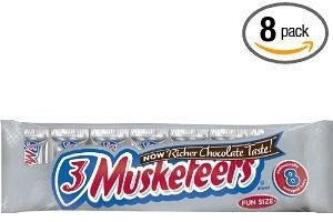 3 Musketeers Fun Size Bars Deal