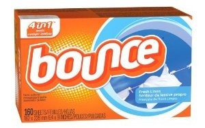 Bounce Fresh Linen Sheets Deal