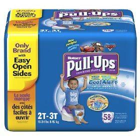 Huggies Pull-Ups Training Pants Deal