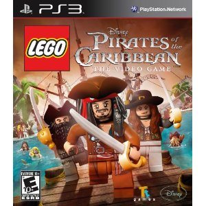 Lego Pirates of the Caribbean Video Game