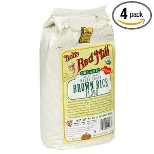 Bob's Red Mill Organic Brown Rice Flour Deal