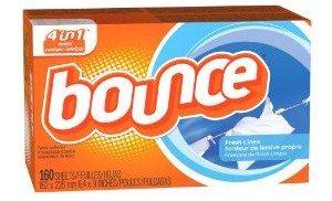 Bounce Fresh Linen Sheet Deal