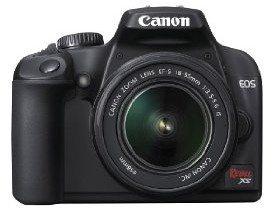 Canon Rebel XS 10.1MP Digital SLR Camera Deal