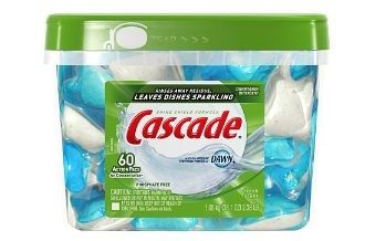 Cascade ActionPacs, Dishwasher Detergent Deal