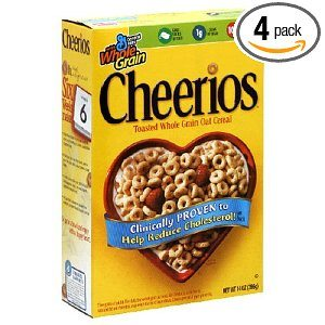 Cheerios Cereal Deal