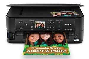 Epson Stylus NX530 C11CB90201 Wireless Color Inkjet Printer with Scanner and Copier Deal