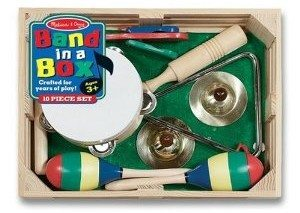 Melissa & Doug Band in a Box Deal