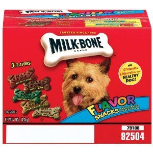 Milk Bone Biscuits for Small and Medium Size Dogs, 7-Pound Deal