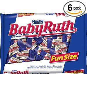 Nestle Baby Ruth Funsize Deal