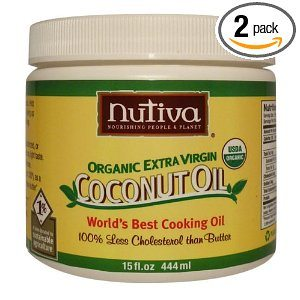 Nutiva Organic Extra Virgin Coconut Oil Deal