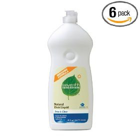 Seventh Generation Dish Liquid Deal