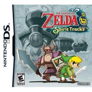 The Legend of Zelda Spirit Tracks Deal