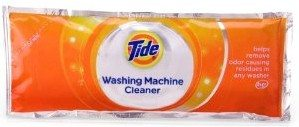 Tide Washing Machine Cleaner Deal