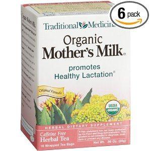 Traditional Medicinals Organic Mother's Milk Herbal Tea Deal