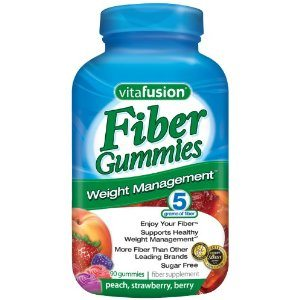Vitafusion Fiber Gummies Weight Management Deal