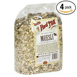 Bob's Red Mill Old Country Style Muesli Deal