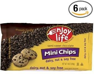 Enjoy Life Semi-Sweet Chocolate Chips, Gluten, Dairy & Soy Free Deal