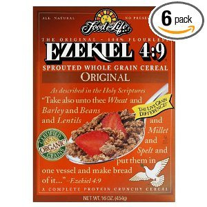 Ezekiel Whole Grain Cereal Deal