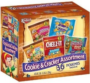 Keebler Cookie & Cracker Assortment Deal