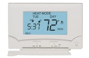 Lux TX9000TS Touch Screen Seven-Day Programmable Thermostat Deal