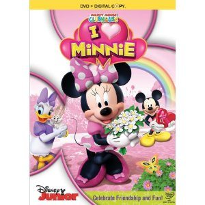 Mickey Mouse Clubhouse: I Heart Minnie Deal