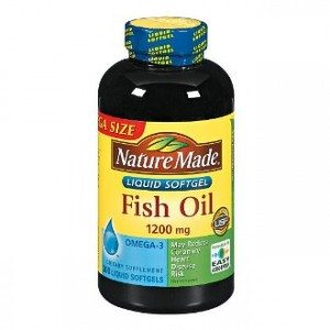 Nature Made Fish Oil Omega-3 1200mg Deal
