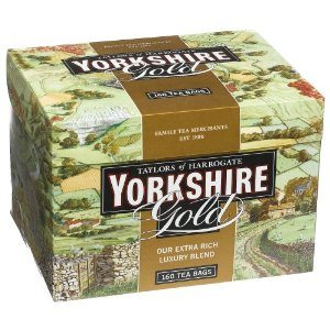 Taylors of Harrogate, Yorkshire Gold Tea, 160-Count Tea Bags Deal