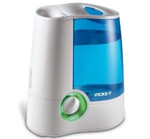 Vicks Warm Mist Humidifier with Auto Shut-Off Deal