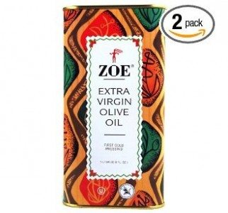 Zoe Extra Virgin Olive Oil Deal