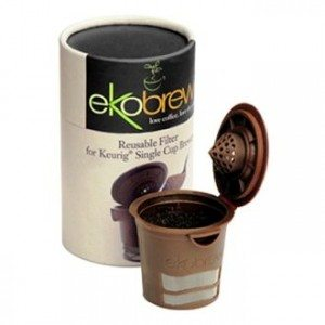 ekobrew Cup, Refillable K-Cup For Keurig K-Cup Brewers Deals