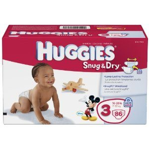 huggies snug and dry deal